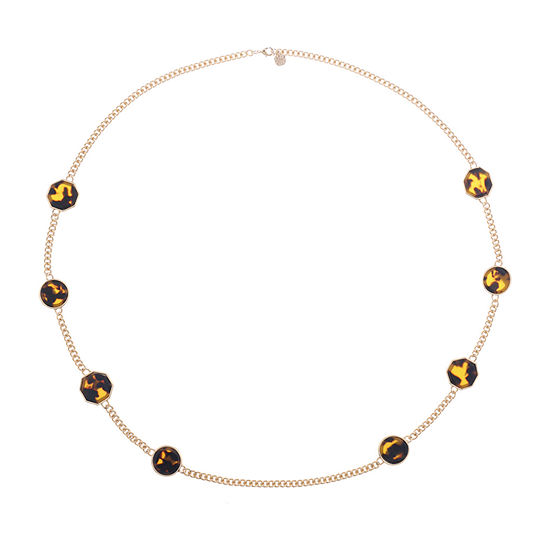 Monet Jewelry 36 Inch Curb Strand Necklace