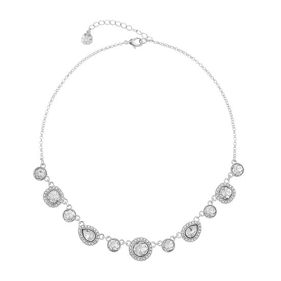 Monet Jewelry 17 Inch Cable Round Collar Necklace