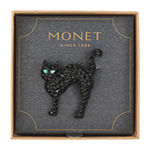 Monet Jewelry Black Pin