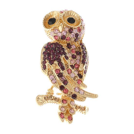 Monet Jewelry Purple Pin