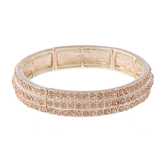 Monet Jewelry Round Stretch Bracelet