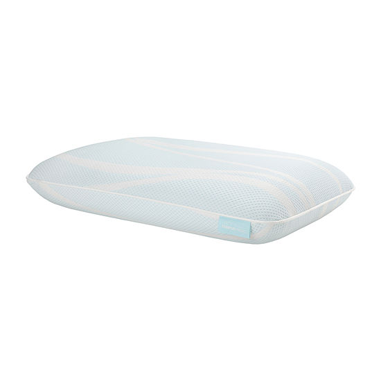 Tempur-Pedic Breeze ProLo Cooling Gel Memory Foam Medium Density Pillow