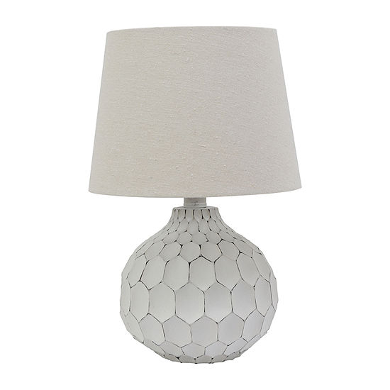 Decor Therapy Resin Table Lamp