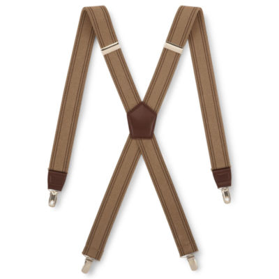 "Dockers® 1¼"" Stretch X-Back Men's Suspenders"
