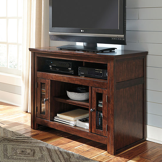 "Signature Design by Ashley® Harpan 48"" TV Stand"