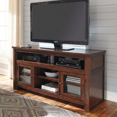"Signature Design by Ashley® Harpan 70"" TV Stand"