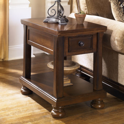 Signature Design by Ashley® Porter Chair Side End Table