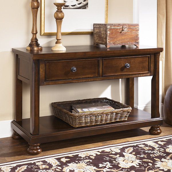 Foyer Table Jcpenney : Signature design by ashley porter console table jcpenney