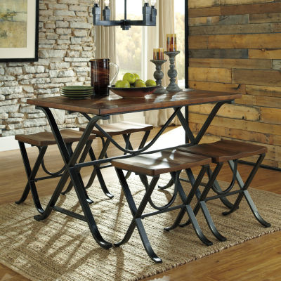 Signature Design by Ashley® Oxford 5pc Dining Set