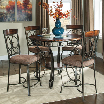 Signature Design by Ashley® GLAMBERRY COUNTER HEIGHT DINIING TABLE