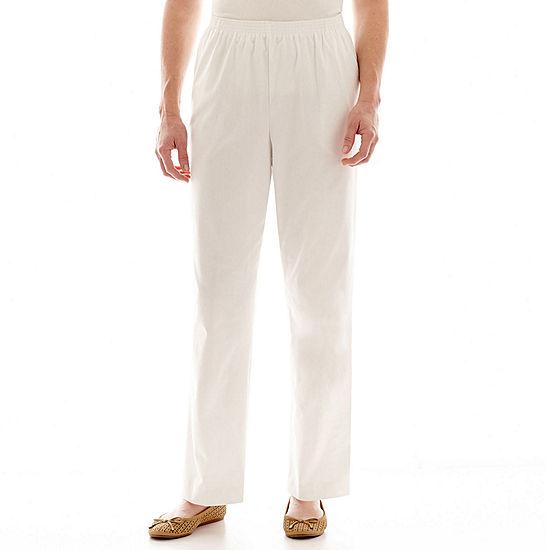 8e5533d107b07 Alfred Dunner Twill Medium Pant