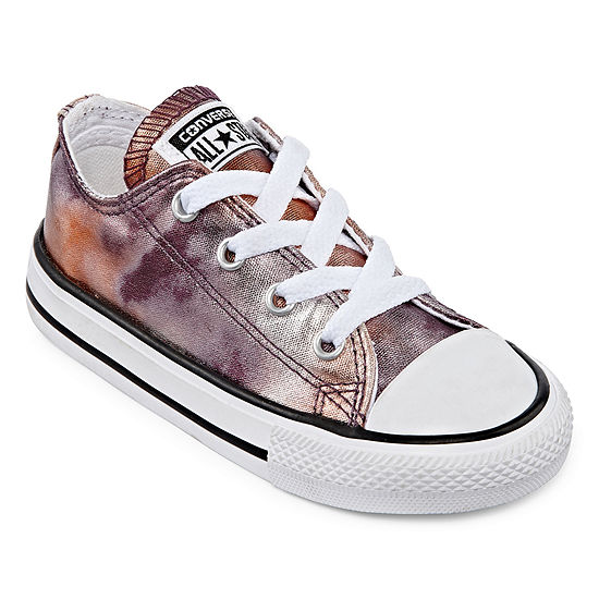 e31cc86dcd9f Converse Chuck Taylor All Star Ox Girls Sneakers - Toddler - JCPenney