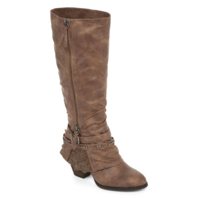 Pop Miranda Womens Riding Boots