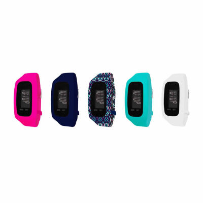B-fit Women's Activity Tracker & 5pc. Interchangeable Band Set-Ba2210bk607-078
