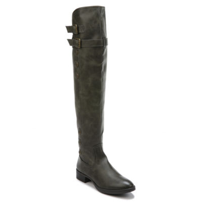 Libby Edelman Padma Womens Over the Knee Boots