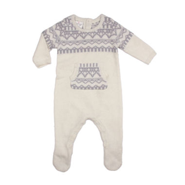 Cuddl Duds Footed Coveralls - Baby