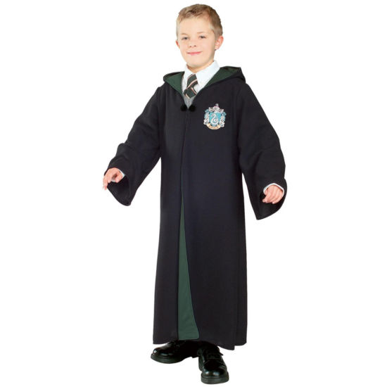 Harry Potter Slytherin Deluxe Robe Child