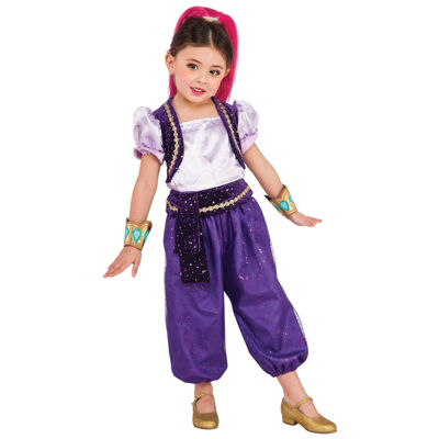 Shimmer & Shine: Shimmer Deluxe Toddler Costume -X-Small