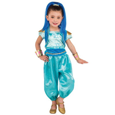 Shimmer & Shine: Shine Deluxe Toddler Costume - X-Small
