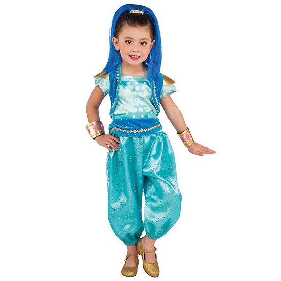 Shimmer & Shine: Shine Deluxe Child Costume - Small