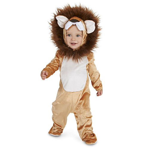 Lion 2-pc. Dress Up Costume Unisex