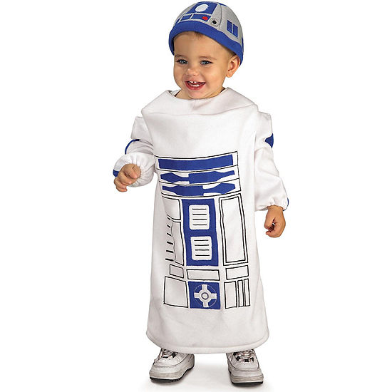 Star Wars R2D2 Toddler Costume - 1-2 Years