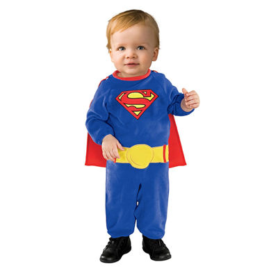 Superman Infant (6-12 Months) Costume - 6-12 months