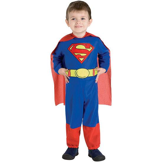 Superman Toddler Costume - Toddler 2-4T