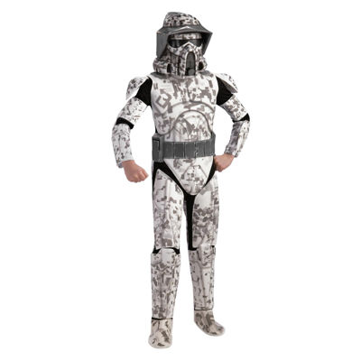 Star Wars Clone Wars Deluxe Arf Trooper Child Costume
