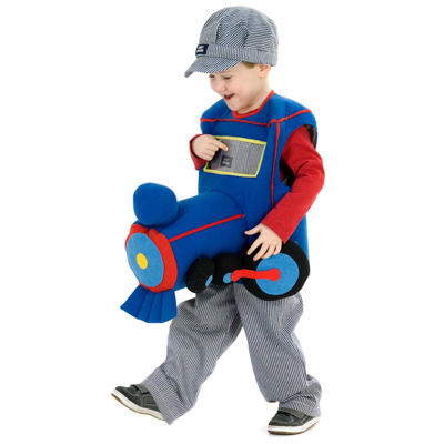 Ride a Plush Train Toddler Costume - 18 Months -2T