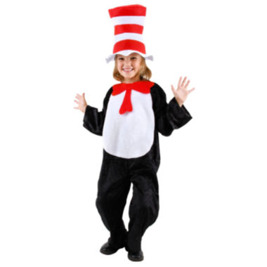 Dr. Seuss - Cat In The Hat Child Costume
