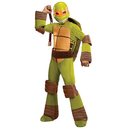Teenage Mutant Ninja Turtle Michelangelo Kids Costume