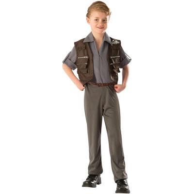 Jurassic World: Owen Deluxe Child Costume