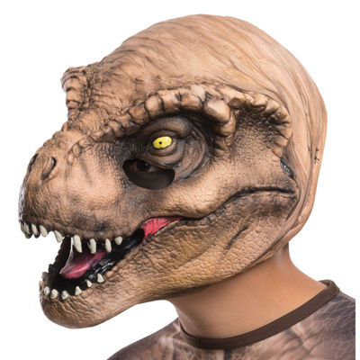 Jurassic World: T-Rex 3/4 Child Mask
