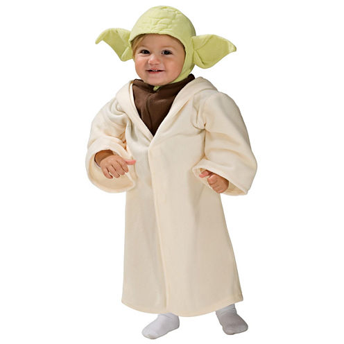 Star Wars: Toddler Yoda Costume - (2-4T)