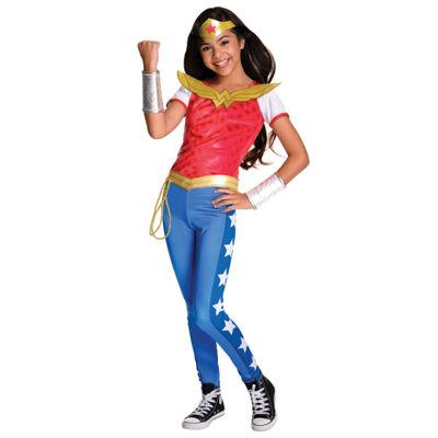 DC Superhero Girls: Wonder Woman Deluxe Child Costume