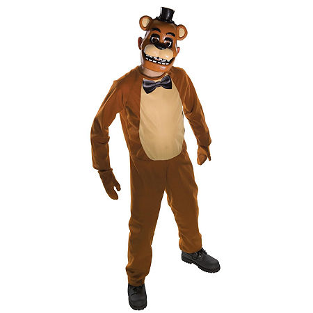 Five Nights at Freddys: Freddy Child Costume, Large , Multiple Colors