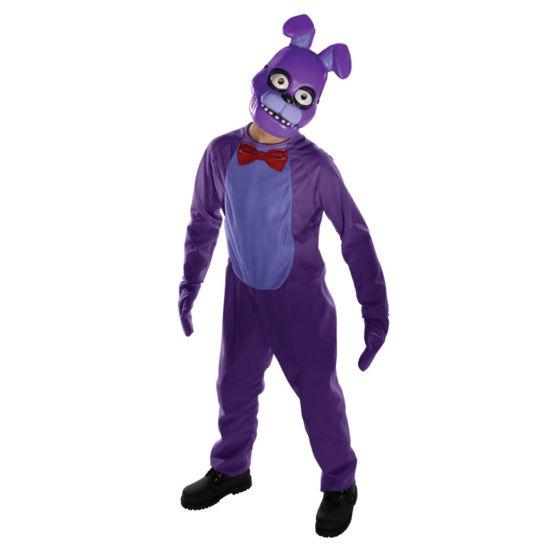 Five Nights at Freddys: Bonnie Child Costume