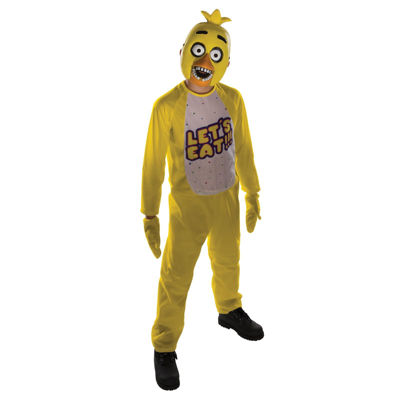 Five Nights at Freddys: Chica Child Costume