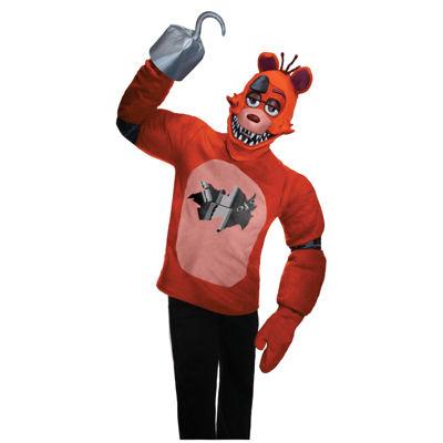Five Nights at Freddys: Foxy Teen Costume