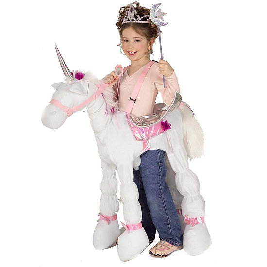 Ride a Unicorn Child Costume - One Size Fits Most
