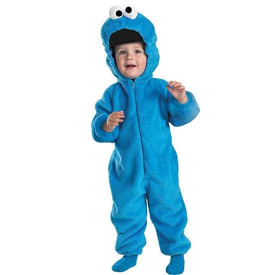 Sesame Street - Cookie Monster Infant / Toddler Costume