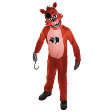 Five Nights at Freddys: Foxy Child Costume