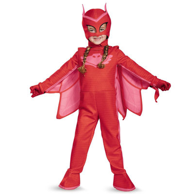 PJ Masks Owlette Deluxe Toddler Costume