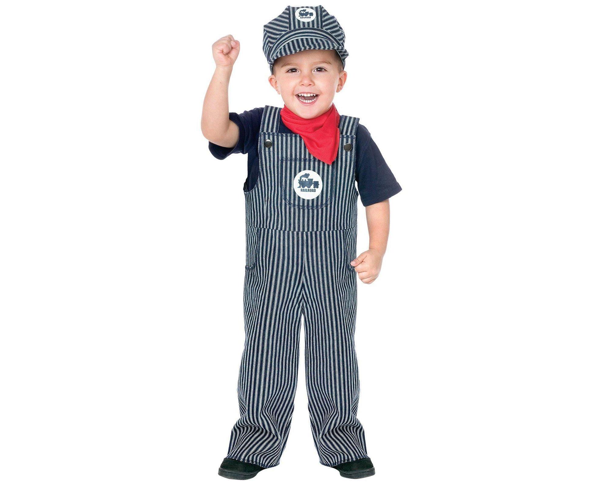upc 788677088872 - fun world costumes baby's train engineer toddler