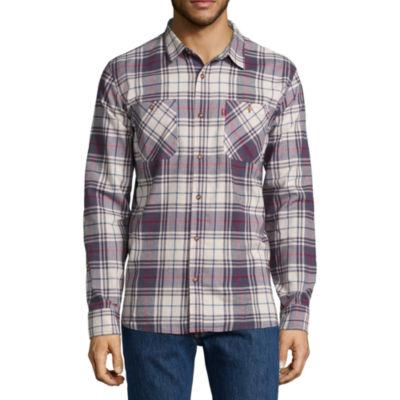Levi's® Seward Long Sleeve Woven