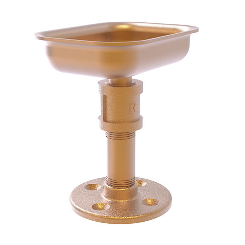 Allied Brass Pipeline Collection Vanity Top Soap Dish