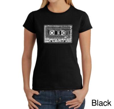Los Angeles Pop Art The 80's Graphic T-Shirt