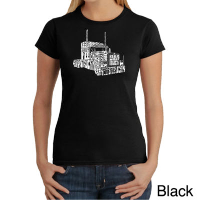 Los Angeles Pop Art Keep On Truckin' Graphic T-Shirt
