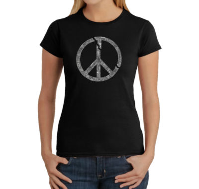 Los Angeles Pop Art Every Major World Conflict Since 1770 Graphic T-Shirt